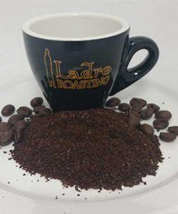 Coarse Grind Ladro Coffee Example