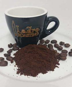 Extra Fine Grind Sample Ladro Coffee