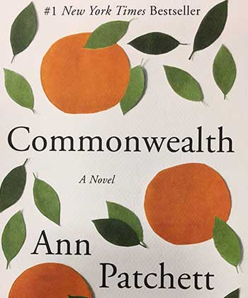 Commonwealth Ladro Book Club selection is written by Ann Patchett