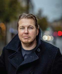 Fredrik-Backman Author of My Grandmother Asked me to Tell You She's Sorry