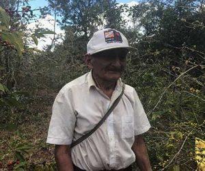 David, Coffee Picker at Finca Catalan on Spring 2017 Guatemala Coffee Buying Trip