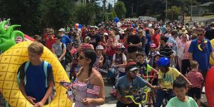 Celebrate July 4th in Bothell with Caffe Ladro