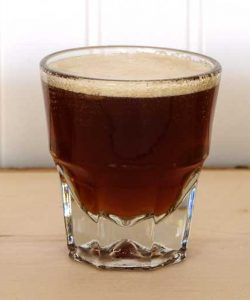 Shakerato is espresso with sugar shaken over ice we share a recipe to make it with ladro cold brew coffee