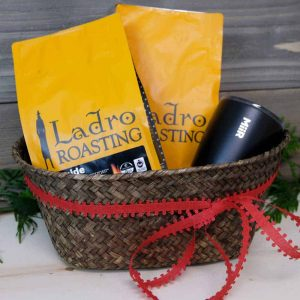 Order Online Coffee from Ladro for coffee connoisseurs and home baristas